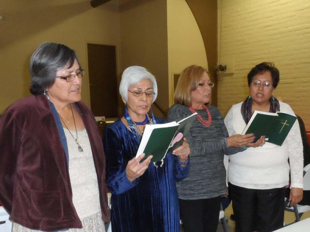 Navajo Singing